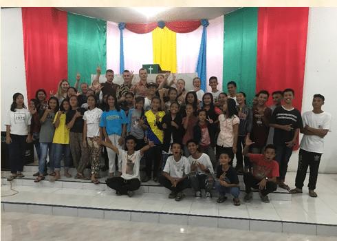 misjonsprosjekt indonesia