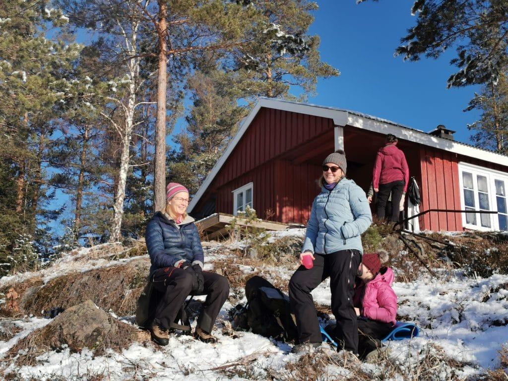 SØNDAGSMØTE PÅ BØYLESTADVANNET 12