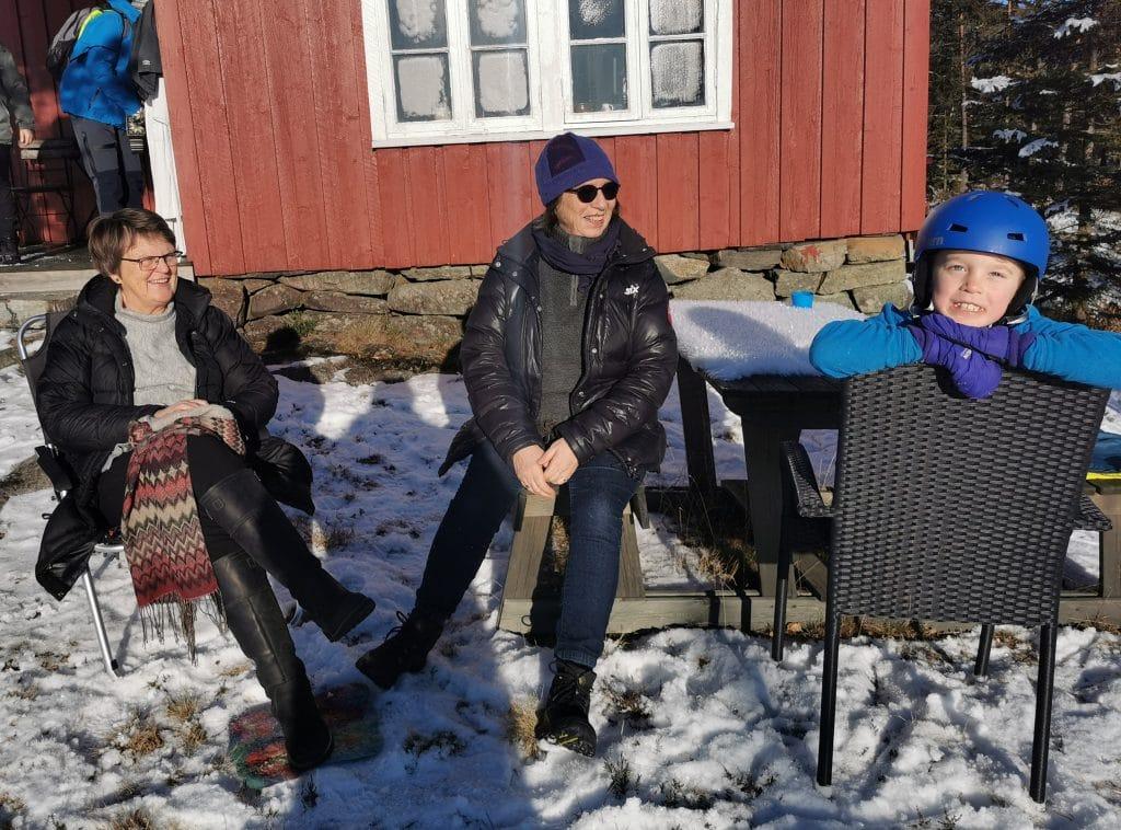 SØNDAGSMØTE PÅ BØYLESTADVANNET 13